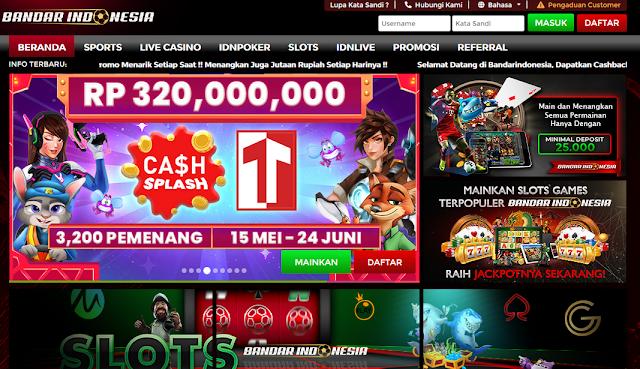 Agen Bola Dan Casino Deposit 25rb | Bandar Indonesia