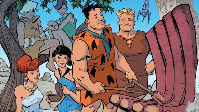 Los Picapiedra: ¿por qué deberías leer el cómic de Mark Russell?