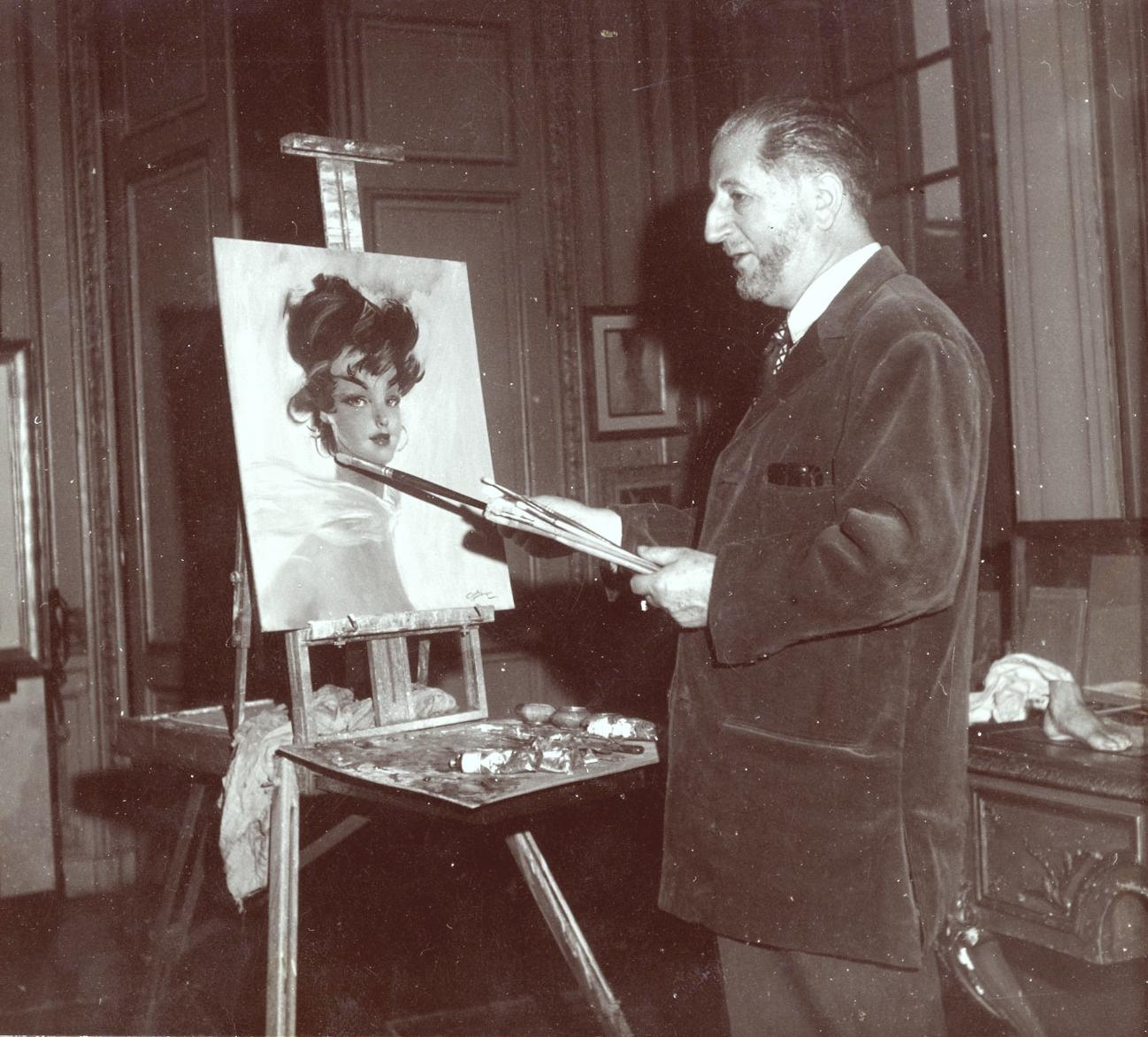 Jean Gabriel Domergue TuttArt