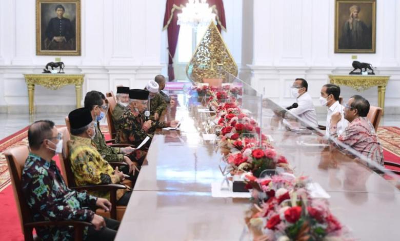 Ternyata Ada Hal Mengejutkan Soal Audiensi Jokowi-TP3, Ini Buktinya!