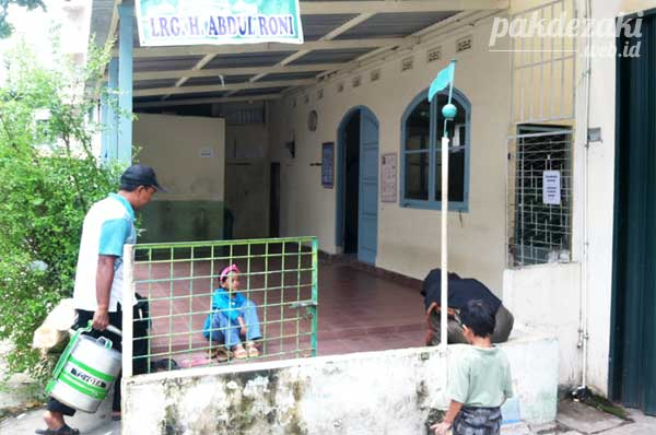 Lrg H Abdul Roni Palembang