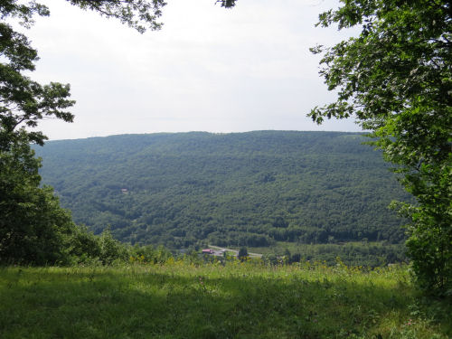 Wood Hill overlook