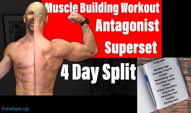 4 Day-Superset-Split-Workout:-Mass-Program