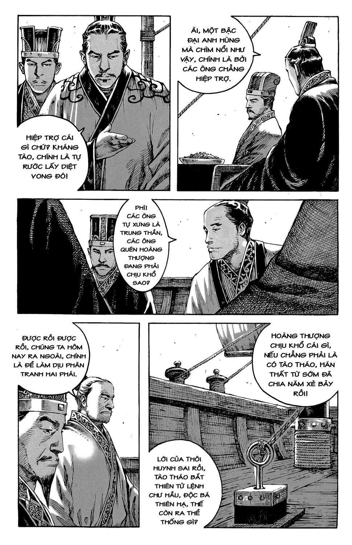 Hỏa phụng liêu nguyên Chương 376: Ngựa vọt Đàn Khê [Remake] trang 3