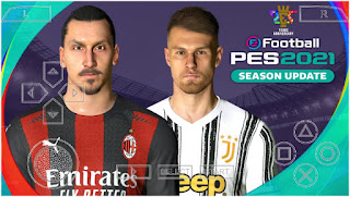 Download PES 2021 PPSSPP Android Chelito V2 English Version New Face Real HD & Full Last Transfer
