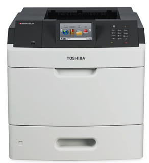 Toshiba e-STUDIO525P Drivers Download
