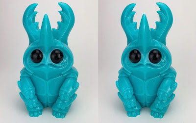 Designer Con 2019 Exclusive Staggle Resin Figure by Chris Ryniak x Silent Stage Gallery