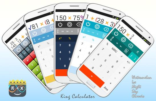 تطبيق King Calculator