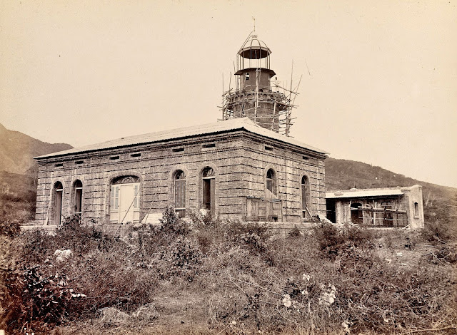 The Punta Malabrigo Lighthouse, 1899.  Image source:  United States National Archive.