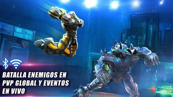 Descargar Real Steel World Robot Boxing MOD APK 51.51.122 Dinero ilimitado Gratis para Android 3