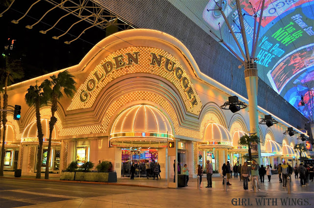 Golden Nugget at Fremont Street