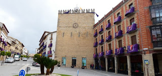 Baeza, Torre de Aliatares.