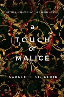 A Touch of Malice by Scarlett St. Clair