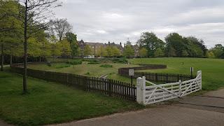 Miniature Railway at Greenhead Park in Huddersfield
