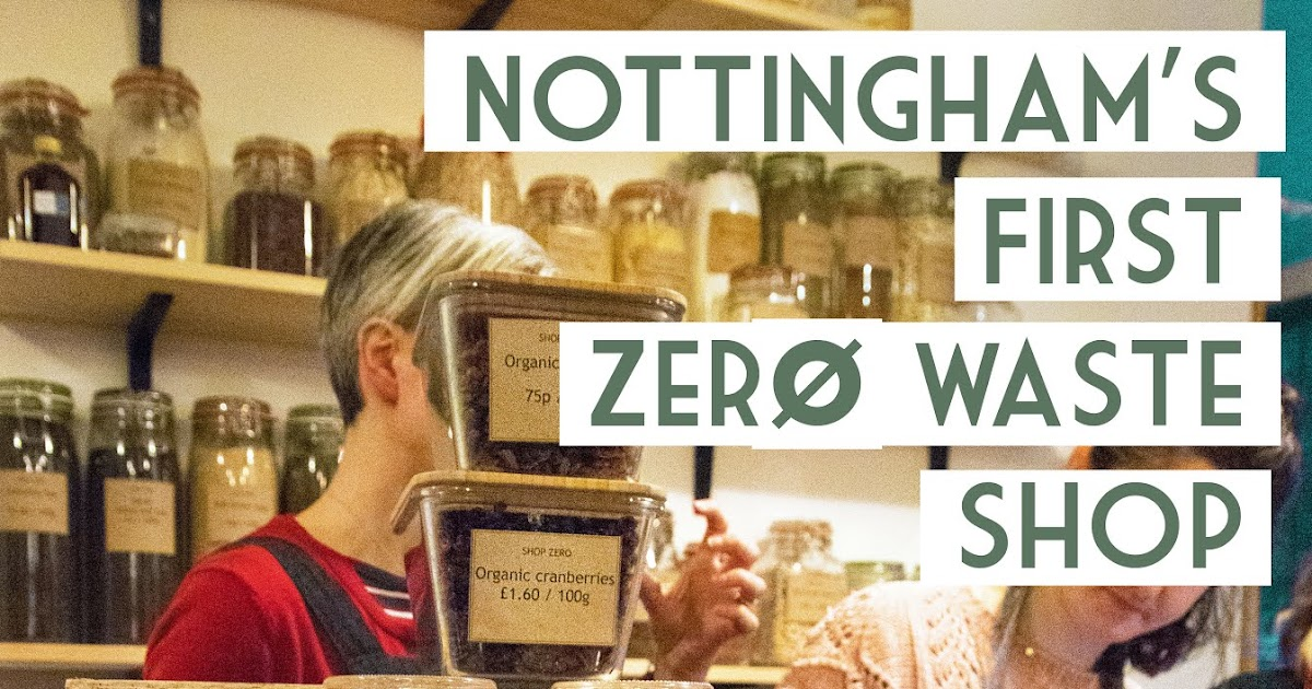 The Quirky Queer Nottingham&39;s First Zero Waste Shop is Here