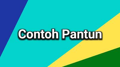 Contoh Pantun