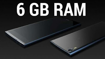 Top 6 smartphone with 6 GB RAM
