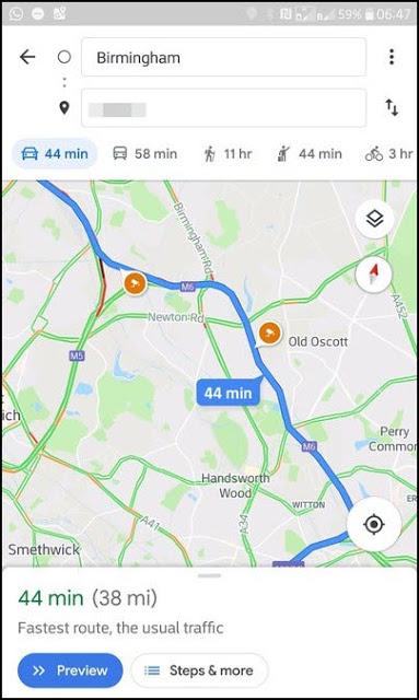 تطبيق خرائط غوغل يحذرك الآن من رادارات السرعة ويكشف لك مكانها حتى لا تدفع المخالفات