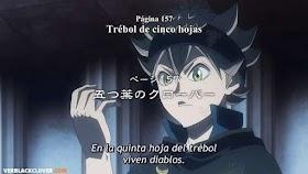 Black Clover Capítulo 157 Sub Español HD