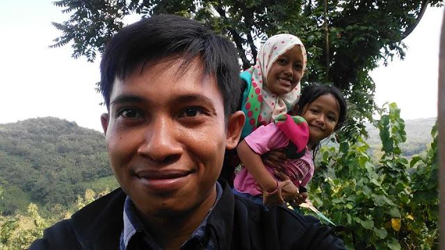 Mengajak Jalan-Jalan Sang Istri, Walau Dekat Terpenting Memang Waktu Spesial Bersamanya