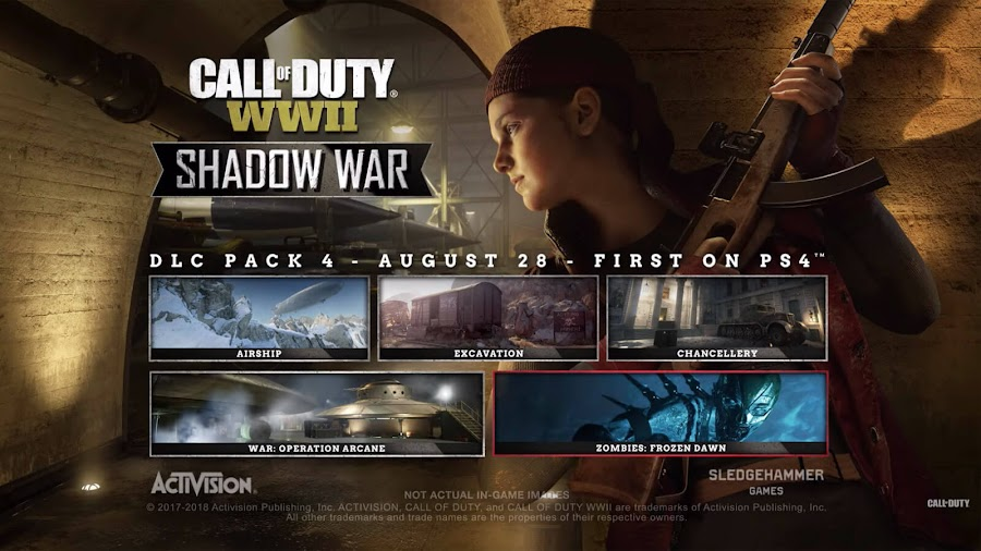 cod ww2 dlc 4 shadow war