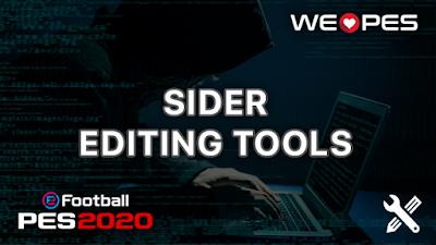 Sider v6.3.6 | Editing Tools | PES 2020