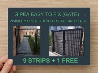 Gipea Easy to fix Vlechtband (GATE) 105 cm NU 9 + 1 Gratis!
