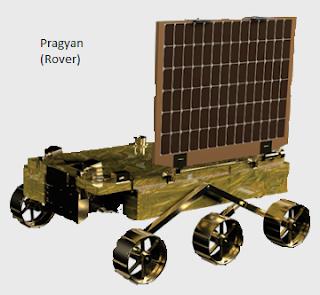 rover pragyan