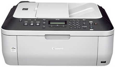 CANON MX330 SERIES PRINTER DRIVER FOR WINDOWS 10