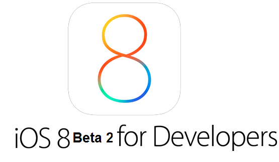 iOS 8 Beta 2 for Developers