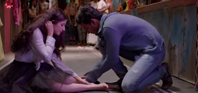 A new video song 'Ek Number' from the movie Sanam Teri Kasam is out.