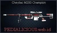 Cheytac M200 Champion