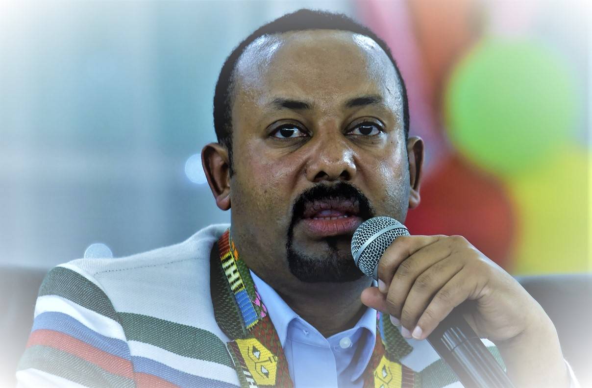 Abiy Ahmed Ali wins Nobel Peace Prize 2019