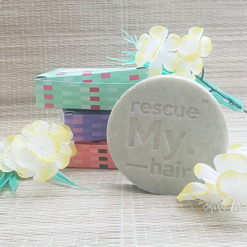 My.Haircare Rescue My.Hair Shampoo Bar review - Pollution Patrol featured