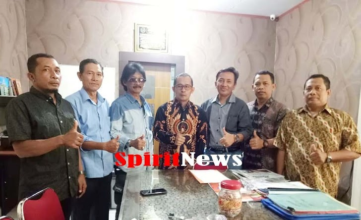 Pengurus FKLPM Gelar Rapat koordinasi Dengan Camat Manggala