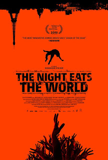 The Night Eats the World Horror Movie Review