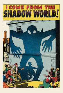 Tales of Suspense #7 - It Came From the Shadow World