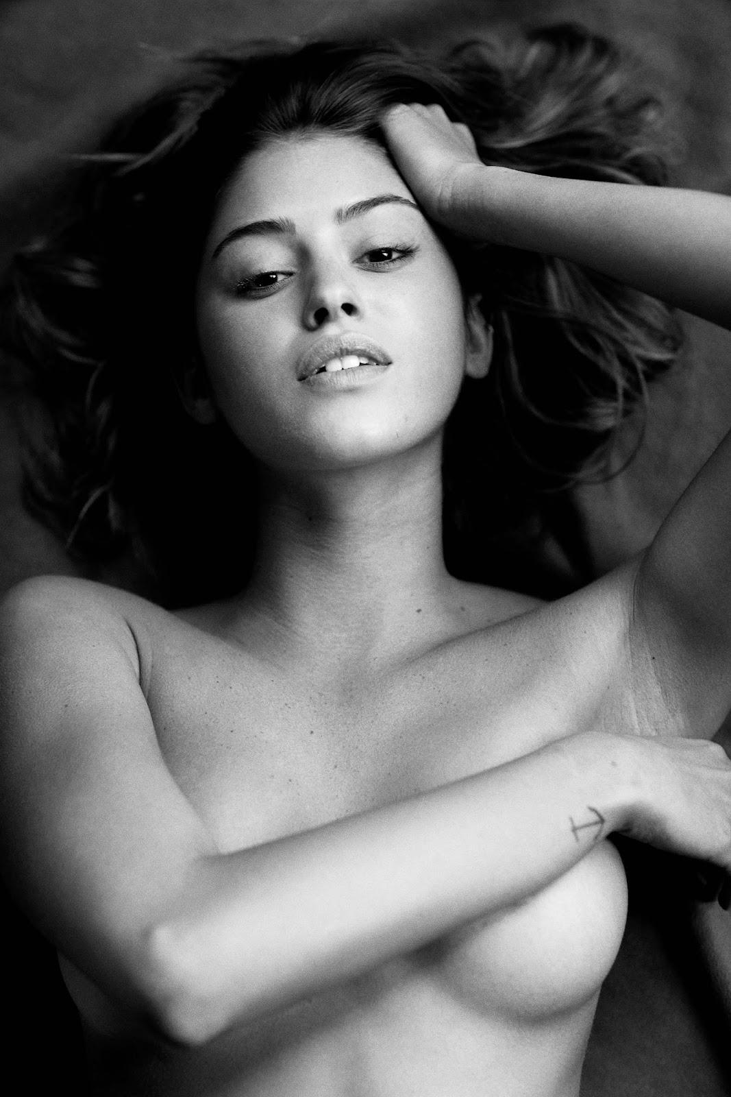 Jehane Gigi Paris Nude