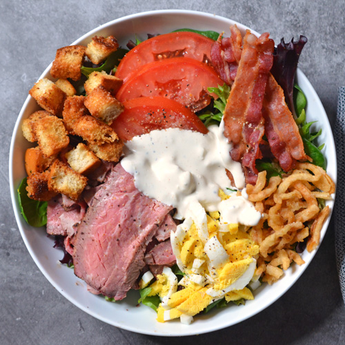 Tri-tip Cobb Salad or Steakhouse Salad