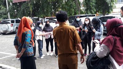 1000 Siswa Siswi SMA Kota Tangerang Jalani Vaksinasi Covid-19