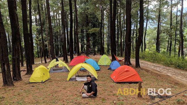 Hutan Pinus Bonto-Bonto Maros Camping Ground Keluarga Yang Ramah Anak