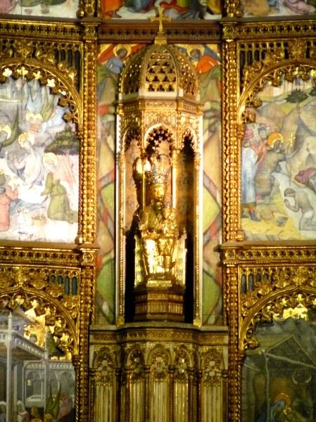 virgen de la Vega Salamanca