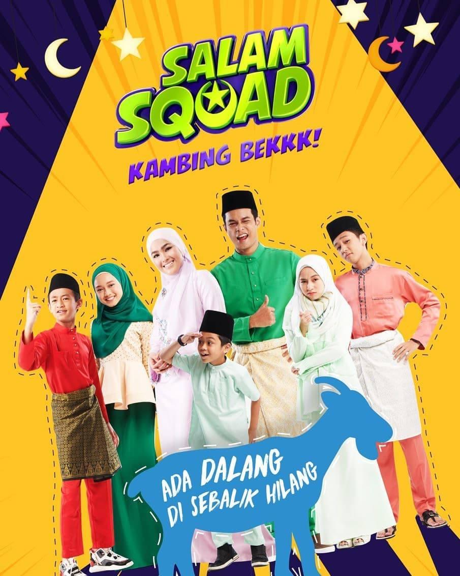 Salam Squad Kambing Bekkk