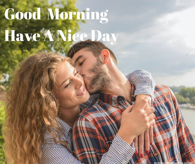 good morning images of love