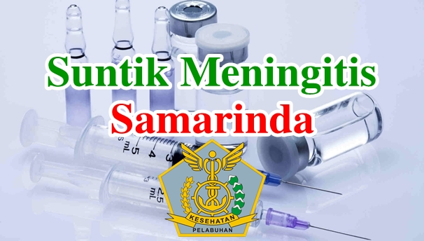 Alamat Tempat Suntik Vaksin Meningitis di Samarinda