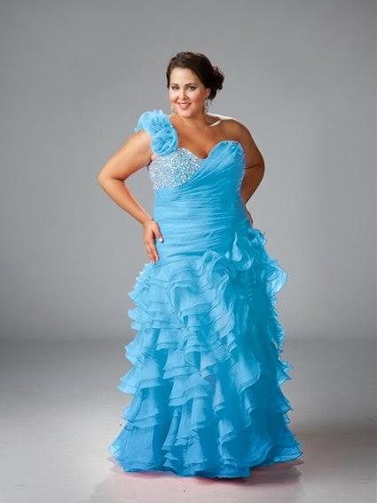 Vestidos Largos Y Elegantes Para Gorditas Todo Para Gorditas