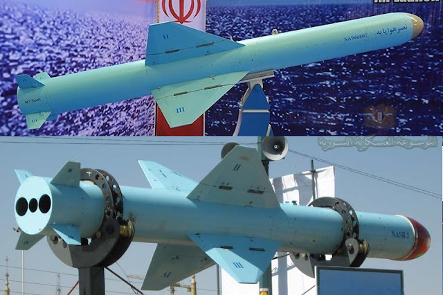 iran anti ship missiles Nasr-1