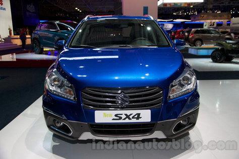 Banderol New Suzuki SX4 Mulai Rp 242,4 Jutaan