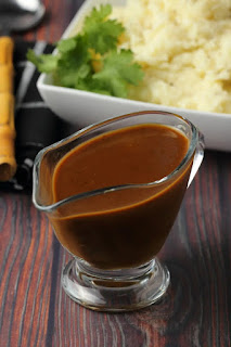 vegan dark gravy recipe