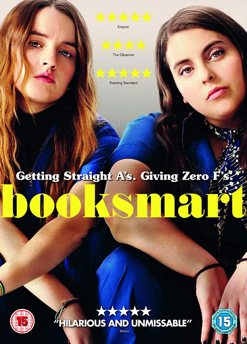 booksmart dvd